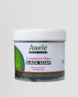 Complexion Glow Black Soap