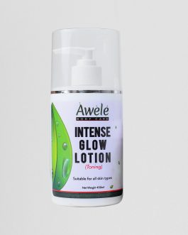 Intense Glow Lotion ( Melanin glow)