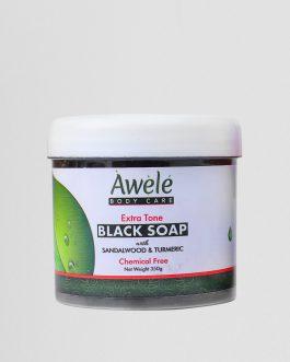 Extra Tone Black Soap